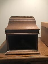 New ListingAntique Thomas Edison Home Phonograph and Lot of Edison Cylinders