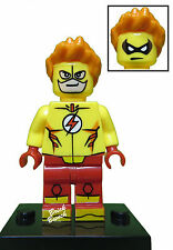 Flash (Kid Flash) - Custom (Compatible with LEGO)