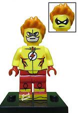 Flash (Kid Flash) - Custom (LEGO Compatible)