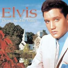 ELVIS PRESLEY (3 CD) PEACE IN THE VALLEY : THE COMPLETE GOSPEL RECORDINGS *NEW*