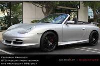 PORSCHE 911 996 986 boxster GT3 facelift bodykit bumper. FITS PRE FACELIFT ONLY