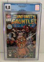 Infinity Watch/Warlock CGC Graded Comics + Comic Book Lot