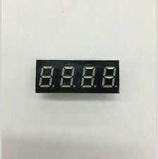 2 pcs 0.4 inch 4 digit led display 7 seg segment Common cathode -Red