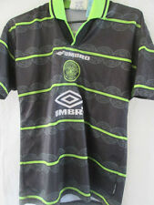 Celtic 1998-1999 Away Football Shirt Size 12-13 years boys /10103