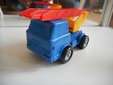 Galanite Sweden Ford D-800 Ladder Truck in Blue/Red