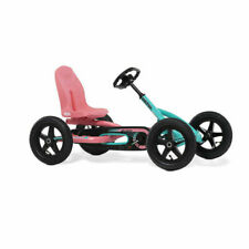 Berg Buddy Lua Kids Pedal Car Go Kart Blue / Pink 3 Years