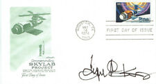 Eugene KRANZ Signed Autograph First Day Cover FDC COA AFTAL NASA Flight Director