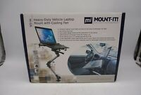 Mount-It! Car Laptop Mount Notebook Tablet Holder for Commercial Vehicles, Truck