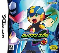 USED Rockman EXE Operate Shooting Star Japan Import Nintendo DS