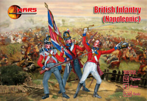 Mars 1/32 British Infantry (Napoleonic) # 32032