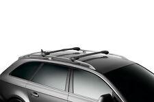 Kit Barre portatutto THULE WingBar Edge nero Audi A4 Avant 5p profili integrati