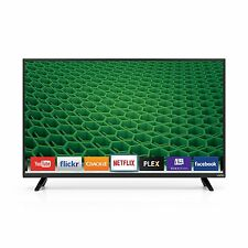 Vizio D40-D1 40-inch 1080p 120Hz Full-Array LED Smart HDTV with built-in Wi-Fi