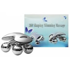 360 Slimming Shaping Massager Platinum 4D Solar Micro Roller Body Skin Lift Tone