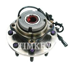 Wheel Bearing and Hub Assembly Front Timken SP580205