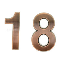 Wall Plaque Sign Wall Plate 18 Letter for 18-year-old Birthday Party Decor
