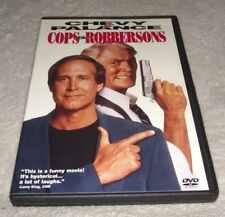 Cops and Robbersons DVD *RARE opp