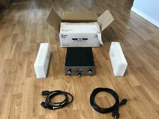 UNIVERSAL AUDIO TWIN FINITY 710 TUBE/ SOLID STATE PREAMP UA Twinfinity