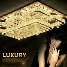 Ceiling Crystal Chandelier Lights Exquisite Surface Mounted Household Luxury New
