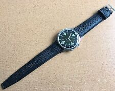 Vintage 22mm Tropic Swiss 1960s/70s NOS rubber vintage dive watch band 38 sold