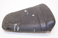 99-02 YAMAHA YZF600 R 6S REAR BACK PASSENGER TANDEM SEAT PAD oem bad conditions