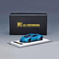 New LB 1:64 Scale Lamborghini Huracan LP610-4 Liberty Walk Limited Car Model
