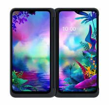 LG G8X ThinQ  - 128GB - Aurora Black (Ohne Simlock) (Dual-SIM)