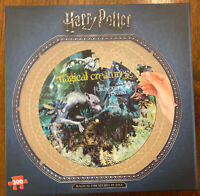 "Harry Potter Magical Creatures 300 Piece Puzzle 20"" Forbidden Forest Complete"