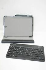 Fintie Bluetooth Teclado Negro con Funda para Estuche Abatible para Samsung Galaxy Tab 3