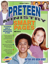 GOSPEL LIGHT PRETEEN MINISTRY SMART PAGES. NEW! AGES 10-14.