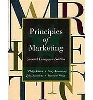 Principles of Marketing: European Edition-Philip Kotler, Gary Armstrong, Prof J
