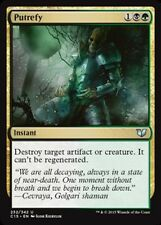 x4 Putrefy MTG Commander 2015 M/NM, English