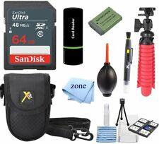 Accessory Kit for Canon PowerShot SX740 Digital Camera