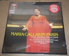 MARIA CALLAS IN PARIS - French Opera Arias/Pretre - Angel SB-3950 SEALED