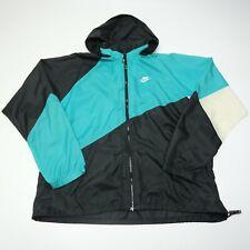 VTG Gray Tag Nike Men's Hooded Windbreaker