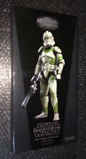 STAR WARS Sideshow Hottoys CLONE TROOPER 442nd Battalion 1:6 Scale Figure N-MINT