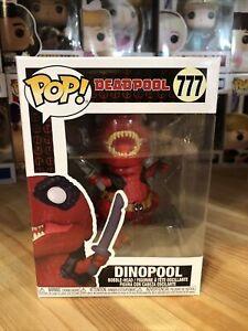 Deadpool Funko POP! Dinopool #777 Marvel