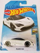 HOTWHEELS 1/10 FACTORY FRESH MCLAREN 720S SPORT CAR 318/365 HOT WHEELS
