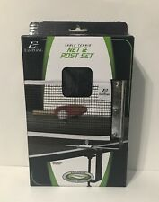 EASTPOINT TABLE TENNIS NET & POST SET -BRAND NEW IN BOX