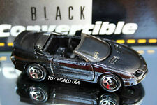 1995 Hot Wheels Black Convertible Collection '95 Camaro Target Special Edition