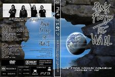 PINK FLOYD THE WALL LIVE FROM NASSAU COLISEUM UNIONDALE NY 1980 Vintage 2 DVD