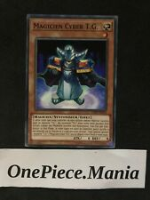 Yu-Gi-Oh! Magicien Cyber T.G. OP09-FR014