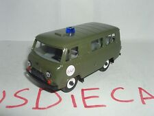 UAZ-3962 USSR Russian Army Police JEEP 4x4 1/43 diecast scale model. 15816