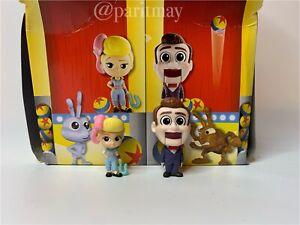 New!!! Mattel Pixar All-Star Rivals Mystery Minis Blind Bag : BO PEEP VS BENSON