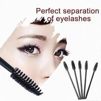 Disposable Eyelash Brushes Eye Applicator Mascara extention Wands Makeup Tool