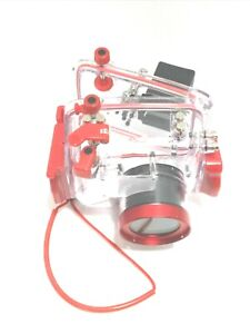 Olympus PT-015 Waterproof Underwater Camera Case For Camedia  NEW Without Box