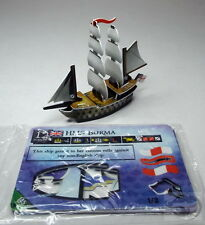 Wizkids Pirates Pocketmodel - HMS Burma (ship) PatOE 145 Spec Ed
