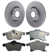 OEM Vauxhall Astra H 1.8 Front Rear Brake Discs Pads 280mm 264mm 125 04//04