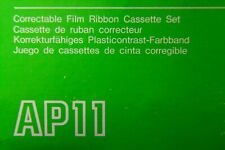 Canon AP11 Correctable Film Ribbon Cassette For Canon Electronic Typewriters
