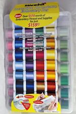 Madeira INCREDIBLE THREADABLE 200M Embroidery Box! 80