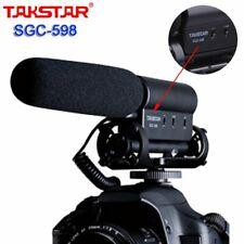 Takstar SGC-598 Video Interview Microphone Recording For Canon Nikon Sony Camera